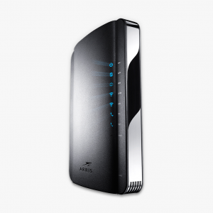 Arris TG1672G Wireless Telephony Modem Router
