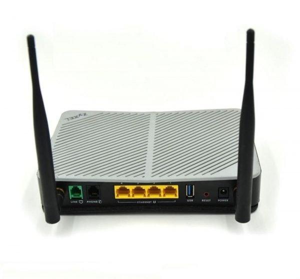 Zyxel Q1000Z Wireless DSL Modem