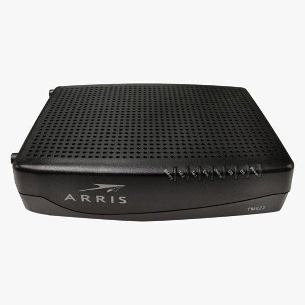 Arris TM822A DOCSIS 3.0 Cable Modem